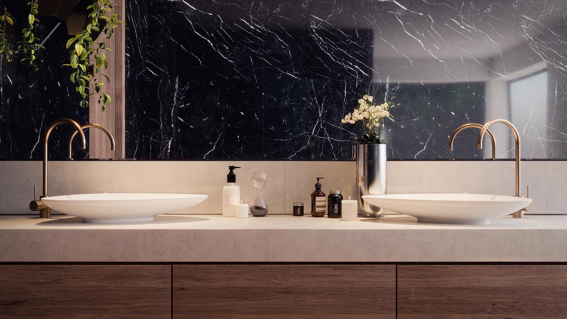 ScreenAge 3D Architectural Visualisation Bathroom