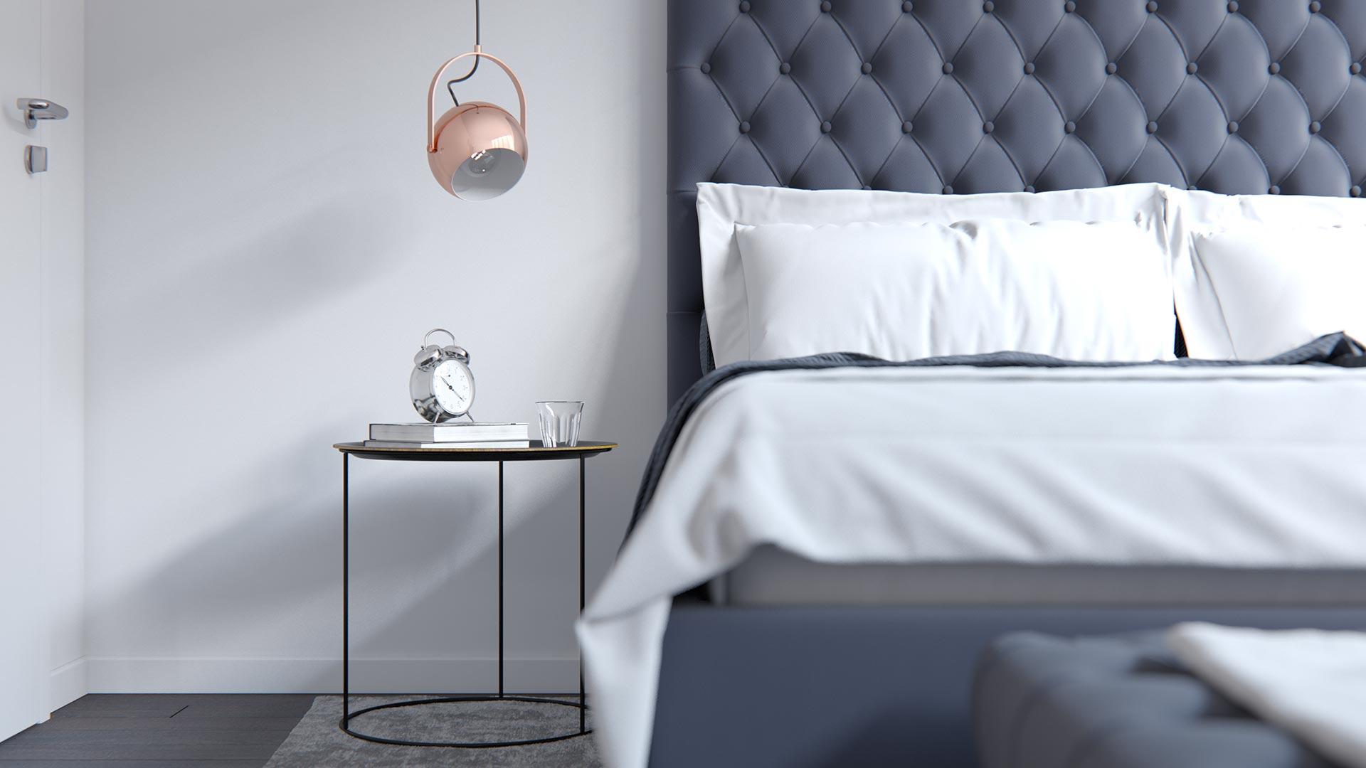 3D Rendering Perth Bedroom Apartment